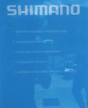 Servizio e assistenza Shimano
